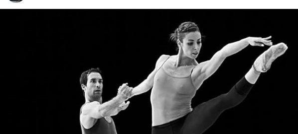 La ballerine des Ballets de Monte-Carlo, Maude Sabourin.