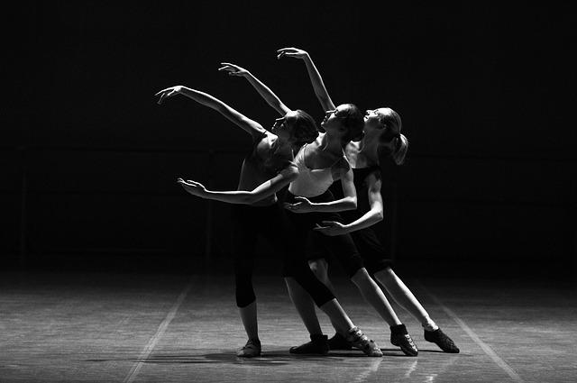 Danseuses de classique.