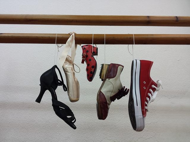 Comment choisir ses chaussures pour danser ?