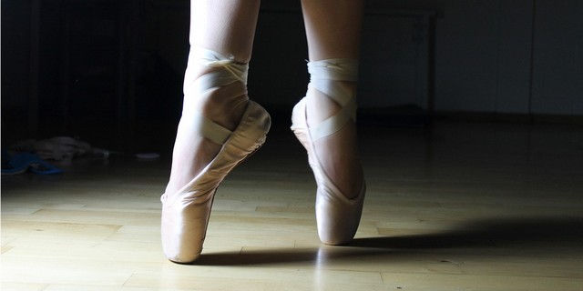Pointe de danse sur Bodylanguage.