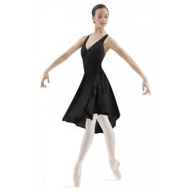 robe de danse BLOCH M1018 asymétrique