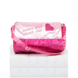 sac de danse CAPEZIO HEART BARREL enfant
