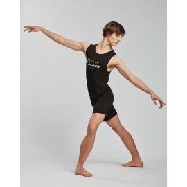 t-shirt danse sans manches TEMPS DANSE ORIO I AM Homme