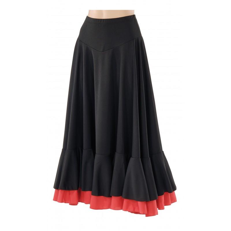 jupe flamenco INTERMEZZO 7738 FALDBITAM adulte