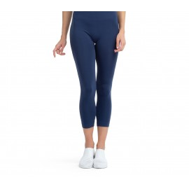 leggings taille haute REPETTO seamless bleu nocturne