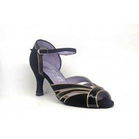 Chaussures de danse de salon MERLET SINDY 1404-001 FEMME