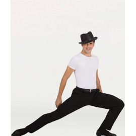 pantalon danse BODY WRAPPERS M1000 MEN DANCE SLACKS homme