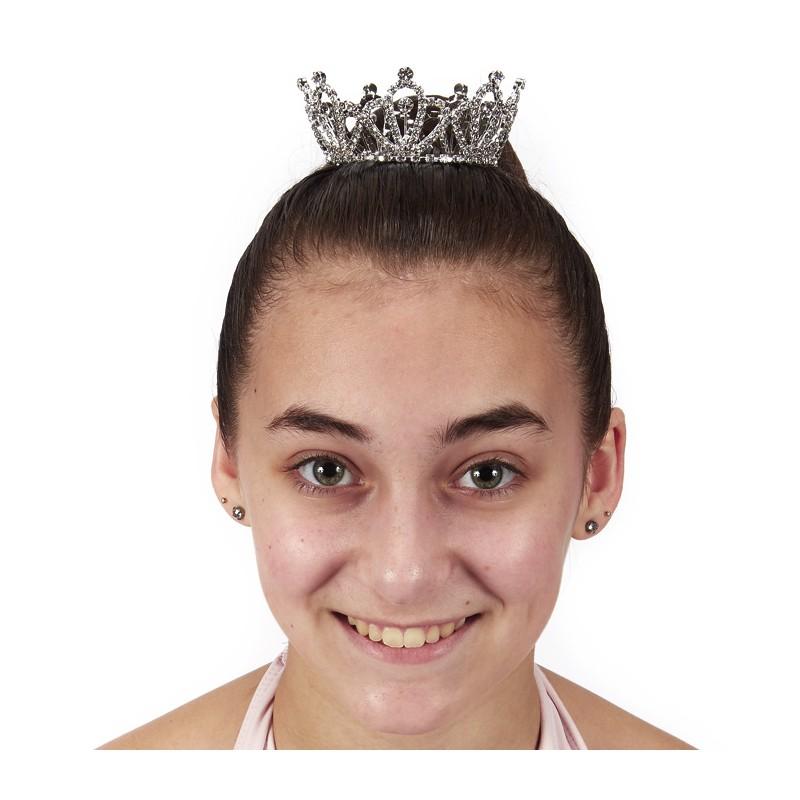 diadème couronne royale DASHA DESIGNS ROYAL CROWN 2809