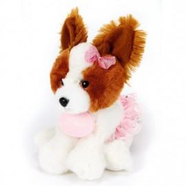 peluche chiot papillon Danseuse DASHA DESIGNS