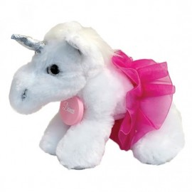peluche mini licorne ballerine DASHA DESIGNS