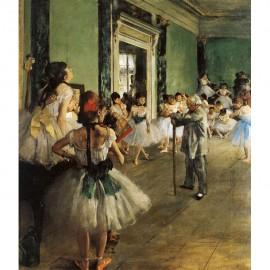 écharpe danseuse AXIOS Edgar Degas