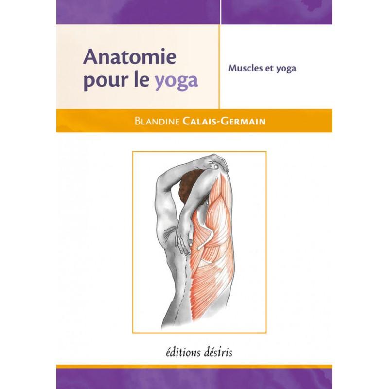 livre Anatomie pour le Yoga ADVERBUM