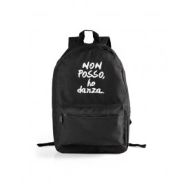Sac de danse NON POSSO, HO DANZA D01 ZAINO BACK TO SCHOOL