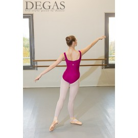 justaucorps danse DEGAS 9606MS adulte