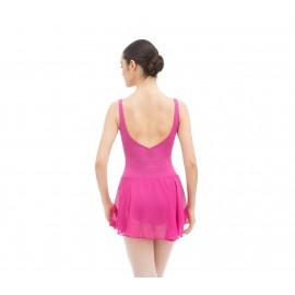 tunique danse classique  REPETTO D063 ENFANT fuchsia