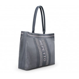 sac de danse REPETTO Cabas I.T. Dance bag gris fumée