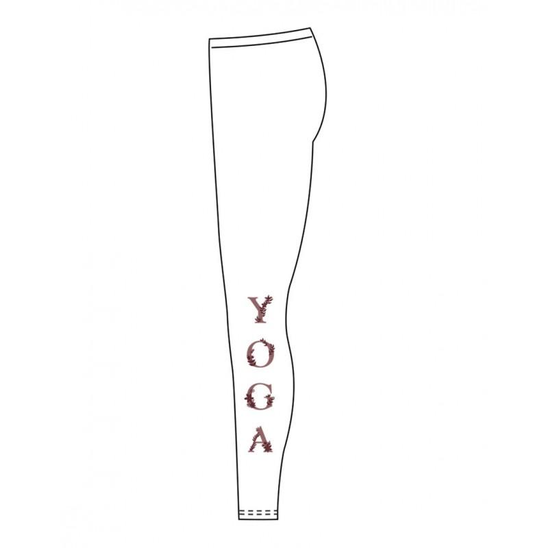 leggings de yoga TEMPS DANSE ADALIE YOGA