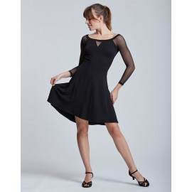 robe manches tulle TEMPS DANSE DEVIL
