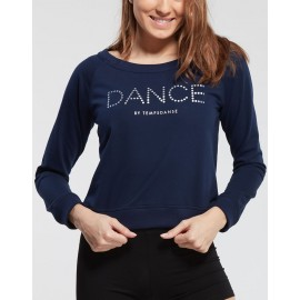 sweat TEMPS DANSE TALIA DOTS