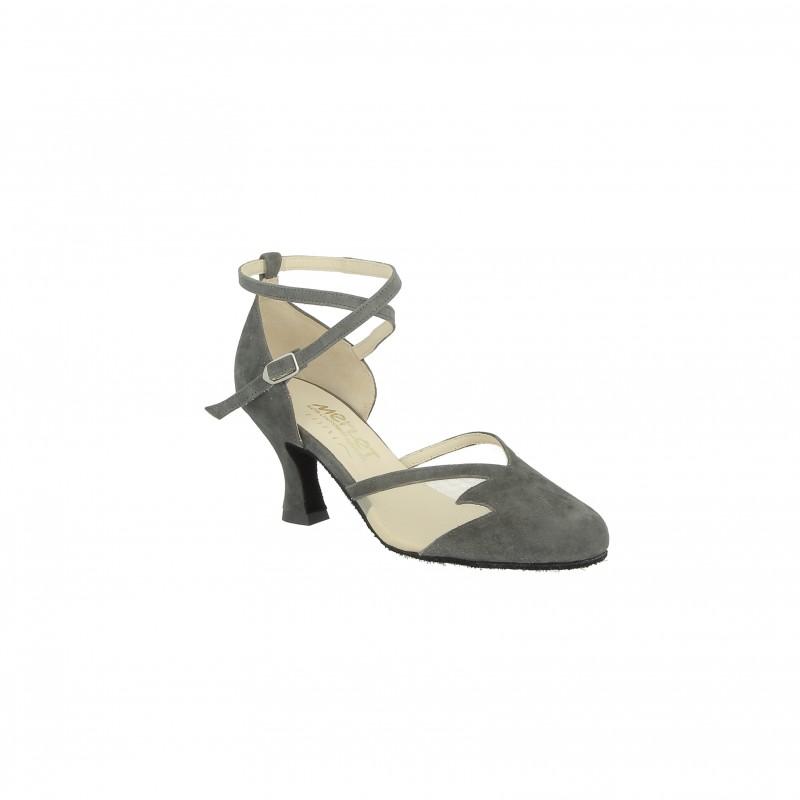 chaussures de danse de salon MERLET CHOLET 106 FEMME