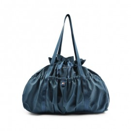 grand sac REPETTO TUTU bleu pétrole
