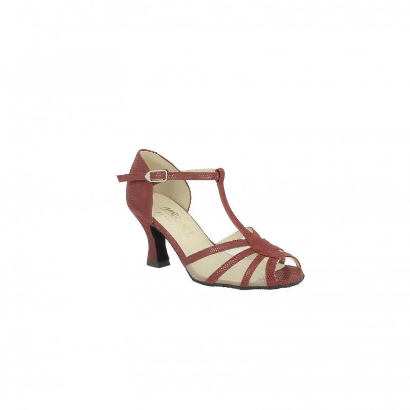 Chaussures de danse de salon MERLET JASMINE 1483-334 FEMME