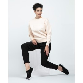 sweat REPETTO Dance With Repetto rose icône