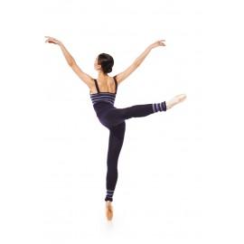 académique de danse GAYNOR MINDEN ITALIAN KNIT JUMPSUIT