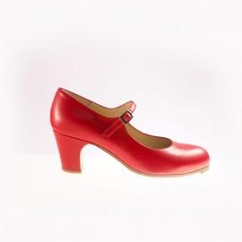 chaussures de danse flamenco BEGOÑA CERVERA M03 CORREA