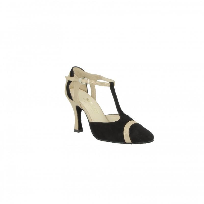 Chaussures de danse de salon MERLET LUNA 1404-085 FEMME