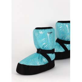 Boots d'échauffement danse GRISHKO M-68/1 Fresh Mint