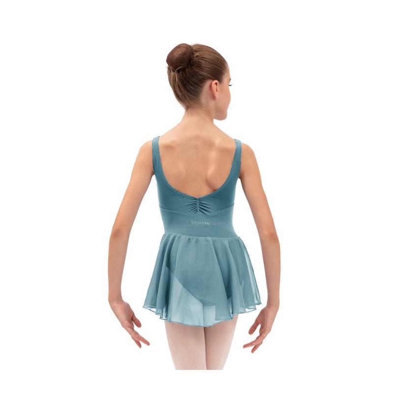 tunique danse classique REPETTO D063N ENFANT bleu équateur