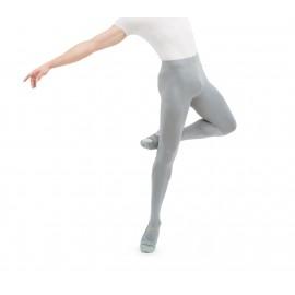 collant de danse satiné homme REPETTOadulte gris tourterelle