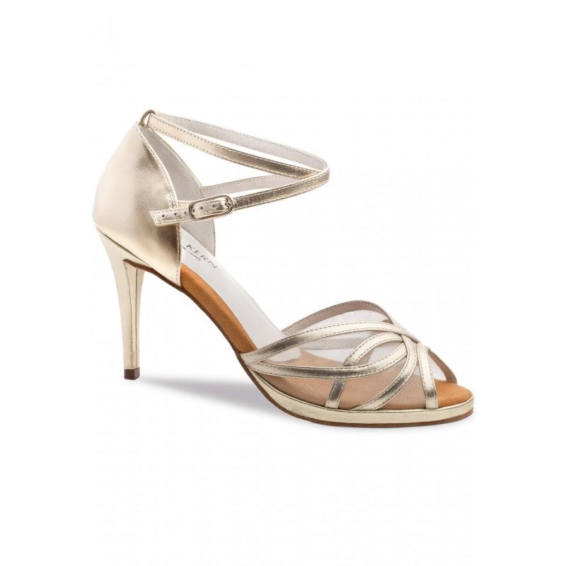 Chaussures de danse de salon WERNER KERN FEMME AK-950-80 gold
