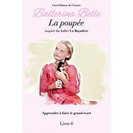 livre BALLERINA BELLE 6 La Poupée