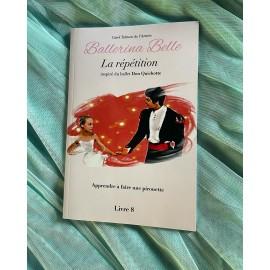 livre BALLERINA BELLE 8 La Répétition