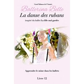 livre BALLERINA BELLE 12 La Danse des Rubans