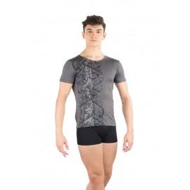 t-shirt danse BALLET ROSA ABRAX Homme