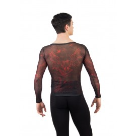 top danse manches longues BALLET ROSA ALESSIO Homme