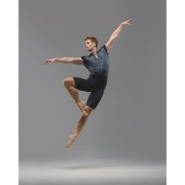 combishort danse BALLET ROSA MOKI Homme