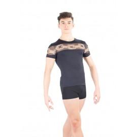 t-shirt danse BALLET ROSA OMAR Homme