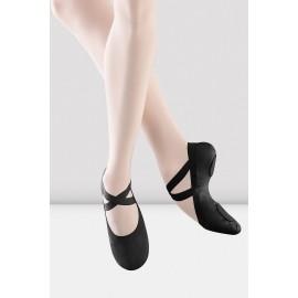 chaussons de danse demi-pointes BLOCH PRO ELASTIC BLACK