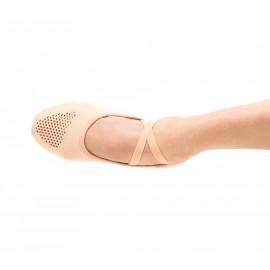 chaussons de danse demi-pointes REPETTO T240 DANCE F.I.T tan
