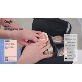 sac à pointes GRISHKO 4 Slot Bag with two side pockets