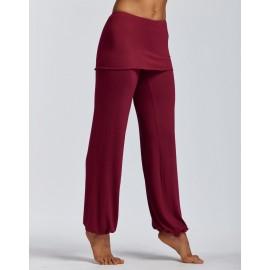 pantalon jazz TEMPS DANSE BABY myrtille