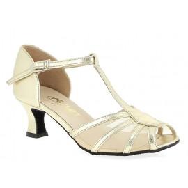 Chaussures de danse de salon MERLET KARMINA 1468-417 gold