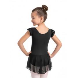 tunique danse classique CAPEZIO FLUTTER SLEEVE DRESS 11882C enfant