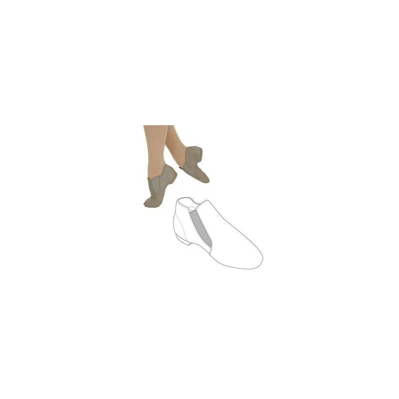 chaussures CAPEZIO JAZZ ANKLE BOOT