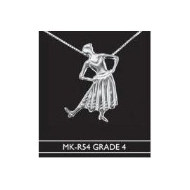 pendentif MIKELART GRADE 4 Royal Academy of Dance