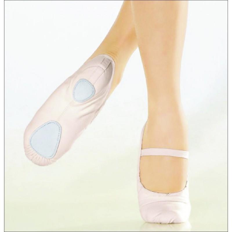 chaussons de danse demi-pointes SO DANCA BAE23